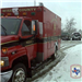 Medic 3 in the snow