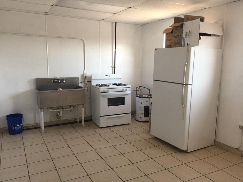 Fairgrounds Kitchen